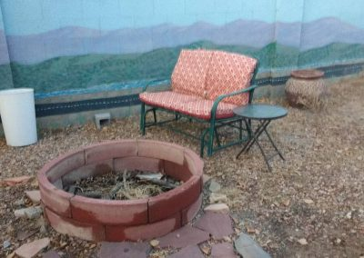 Roxbury South 2 Firepit