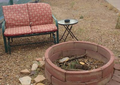 Roxbury South 3 Firepit