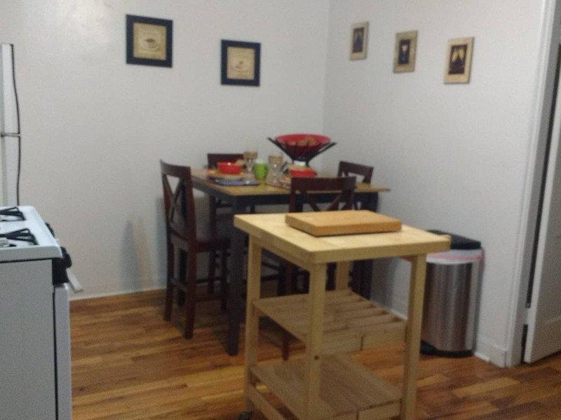 Roxbury West Unit G Kitchen