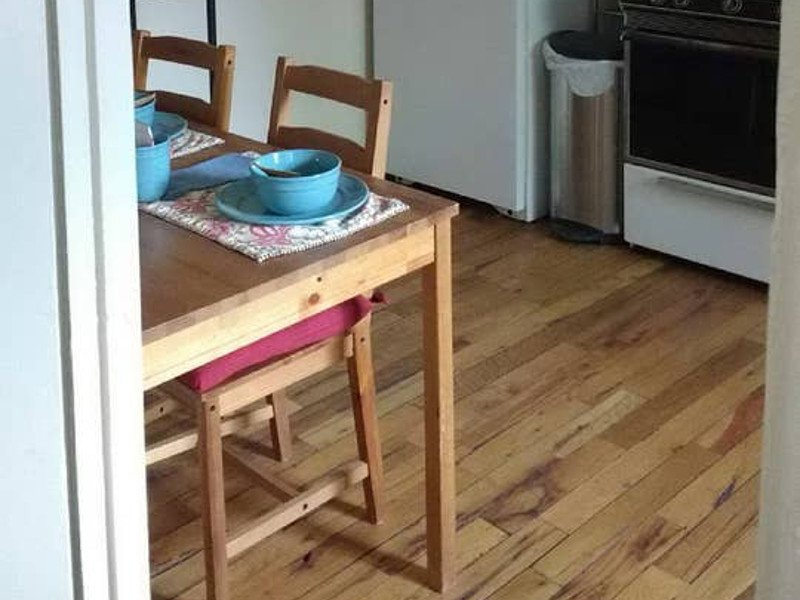 Roxbury West Unit H Kitchen Table