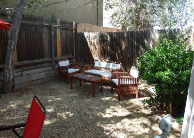 The Roxbury Garden 04D Back Yard