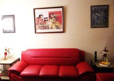 Duke City Livingroom