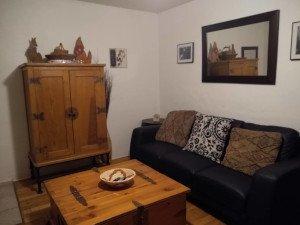 The Tower Livingroom Albuquerque Airbnb