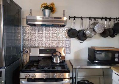 Moms Place Kitchen Backsplash