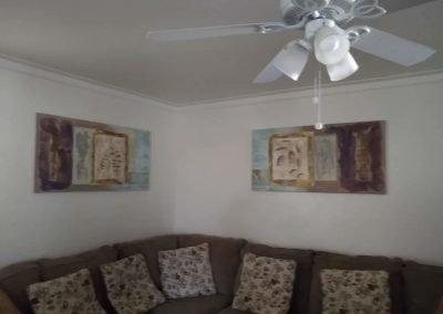 Moms Place Livingroom Fan