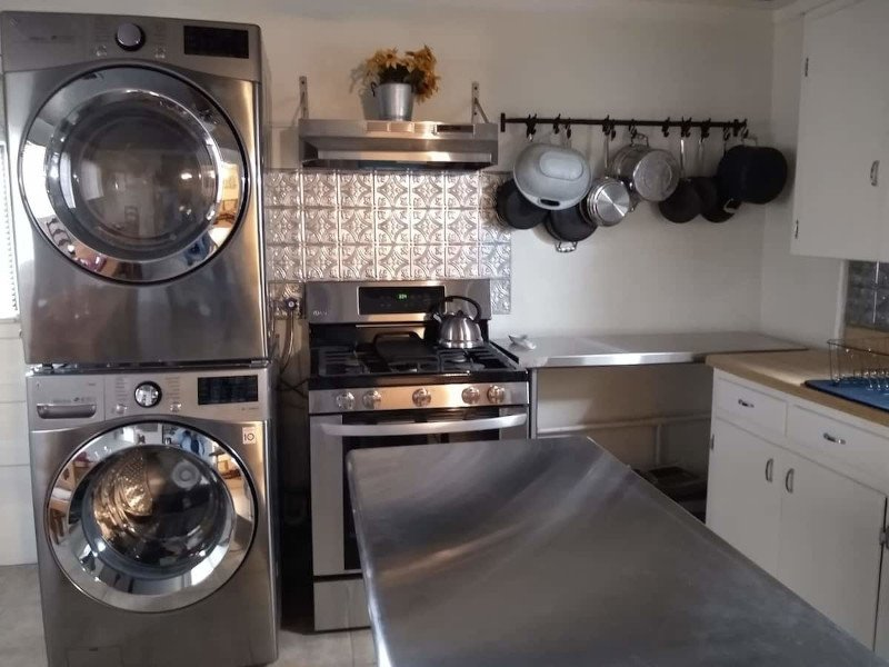 Moms Place Washer Dryer